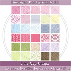 Boutique Backgrounds 12