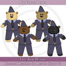 Air Force Bears
