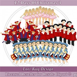 12 Days Of Christmas 3