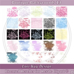 Boutique Backgrounds 13