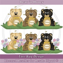 Bear 'n Honey