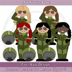 Air Force Jane