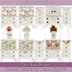 Boutique Furniture 1
